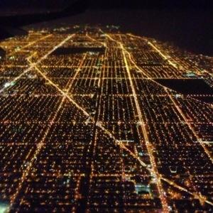 Chicago vu du ciel