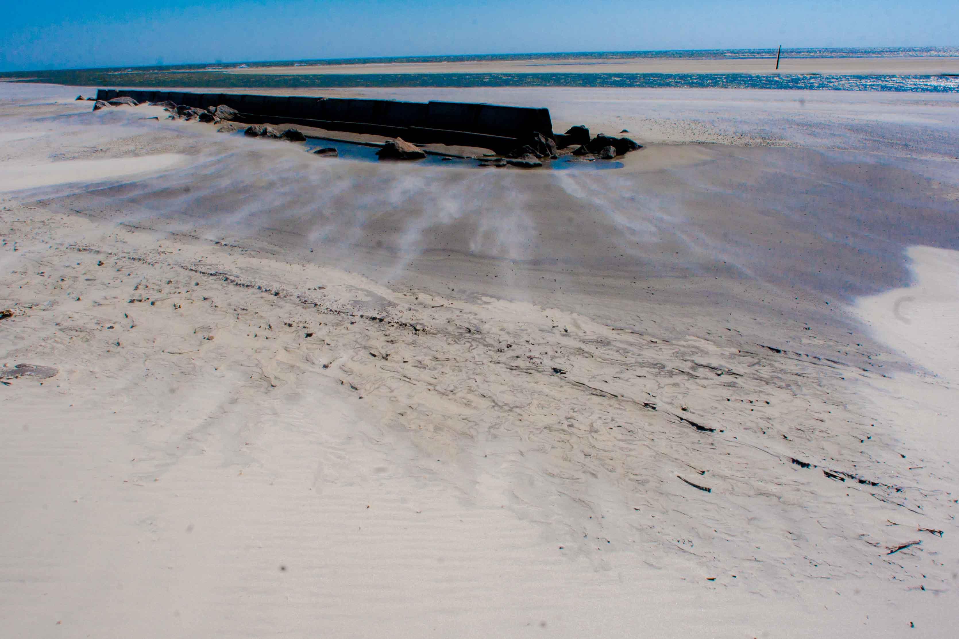 Les plages en Caroline du sud.